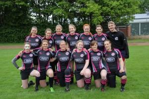 Rugby Damen starten in die dritte Spielsaison