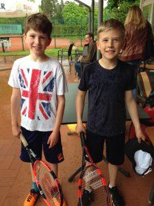 tennis jungen t shirt
