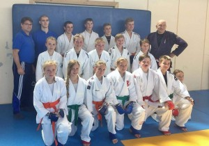 WORLD CUP U15 im Ju-Jutsu Fighting