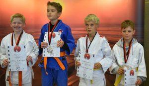 PSV Judoka erfolgreich beim Robben Cup in Norden