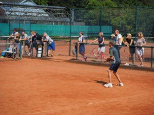 Ergebnisse der Mannschaften der Tennisabteilung