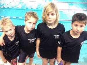 Silbermedaillen für PSV-Jugendschwimmer
