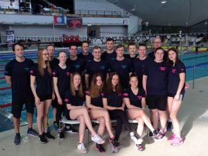 Schwimmer erkämpfen Klassenerhalt in der 2. Bundesliga