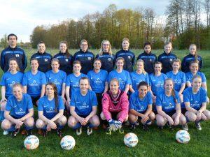 Polizei SV-Damen überrollen Heidmühler FC