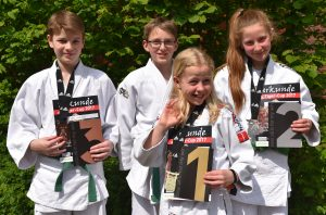 PSV Judokas heimsen weitere Erfolge ein