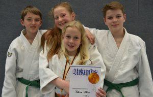 Felicia Blum qualifiziert sich für Norddeutsche Meisterschaften