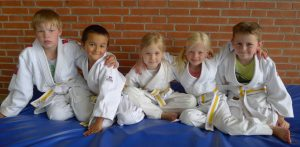 Judoprüfung vor den Ferien