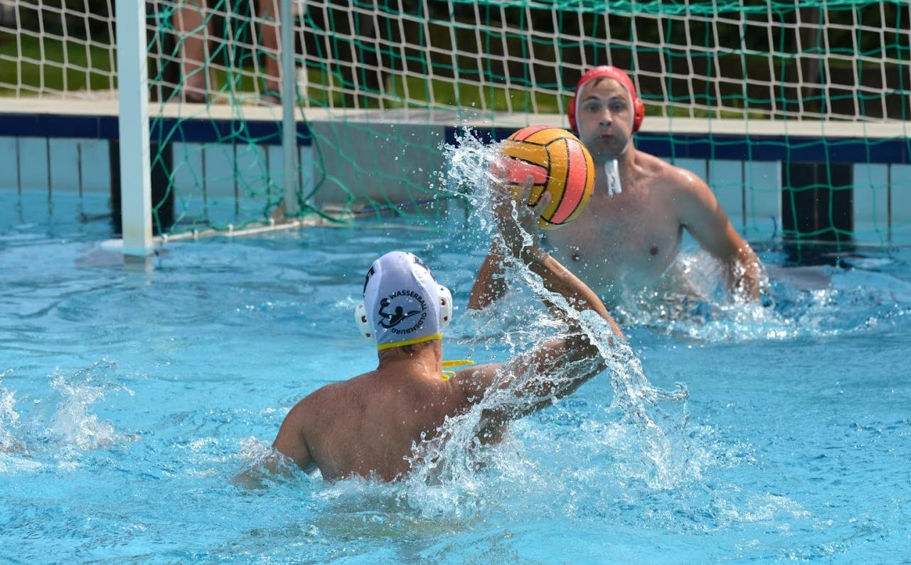 Wasserball Siegen Nach Der Sommerpause
