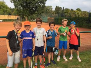 Neues aus der Tennisabteilung