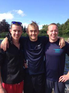 LM Freiwasser: 14 Medaillen für PSV-Schwimmer