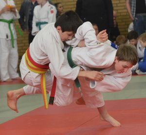 Landeseinzelmeisterschaften im Judo