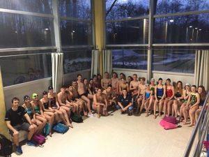 Schwimmer in der Landesliga Niedersachsen auf den Plätzen 6 und 8
