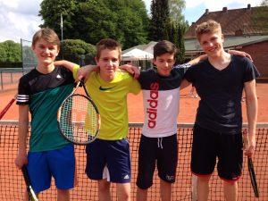 Tennis: Starke Ergebnisse in den Nachwuchsklassen