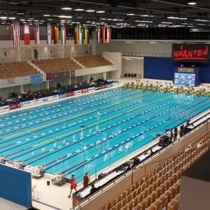 Deutsche Jahrgangsmeisterschaften im Schwimmen in Berlin