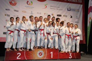 Deutsche Ju-Jutsu Nationalmannschaft erfolgreich in Breslau