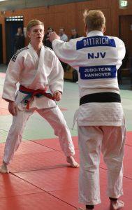 Mischa Engel qualifiziert sich für die Norddeutsche Einzelmeisterschaften