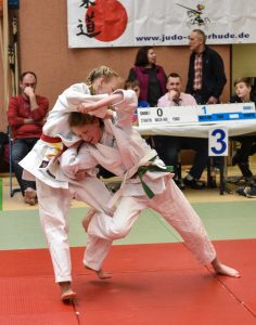 22. Judo-Hamme-Pokal 2017 in Ritterhude