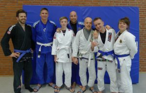 Erfolgreiche Landesmeisterschaften im Brazilian Jiu-Jitsu