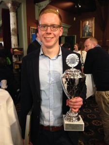 Piet Schlörmann ist Oldenburgs Sportler des Jahres 2016