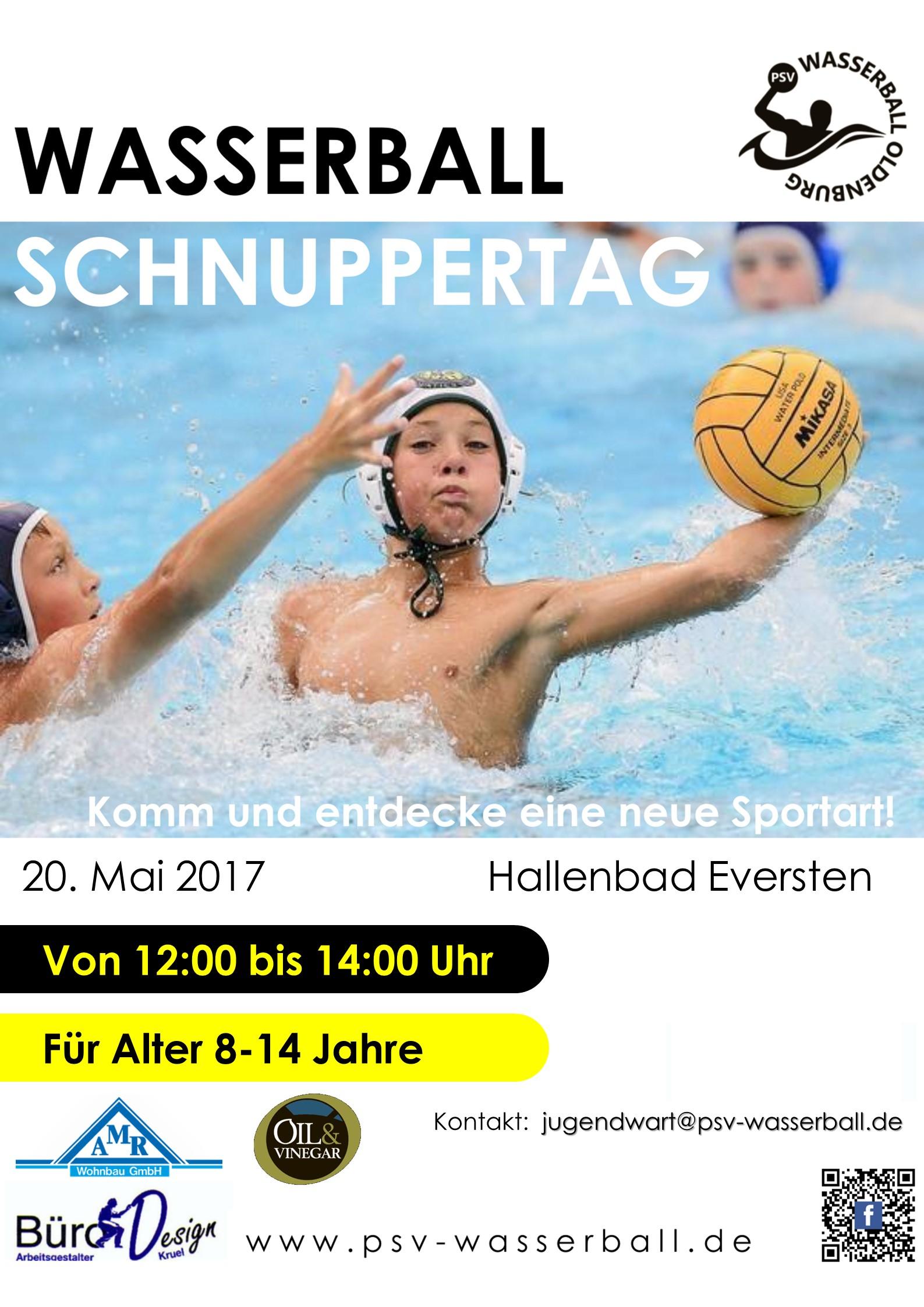 Einladung Schnuppertag 20Mai2017