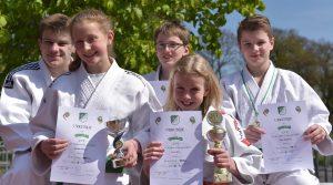 Turtels Cup ein sehr guter Erfolg für PSV Judokas