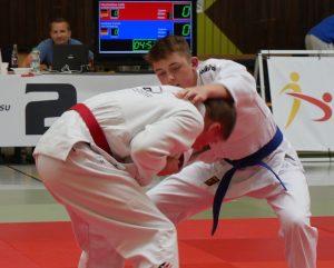 Deutsche Meisterschaften im Ju-Jutsu