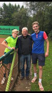 Regionsmeisterschaften im Tennis