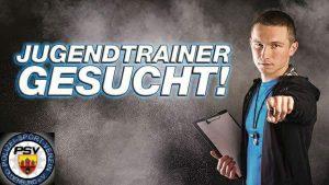 Jugendtrainer für die Fußballabteilung gesucht