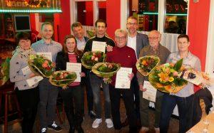 Mitgliederversammlung des PSV Oldenburg  am 13.03.2018