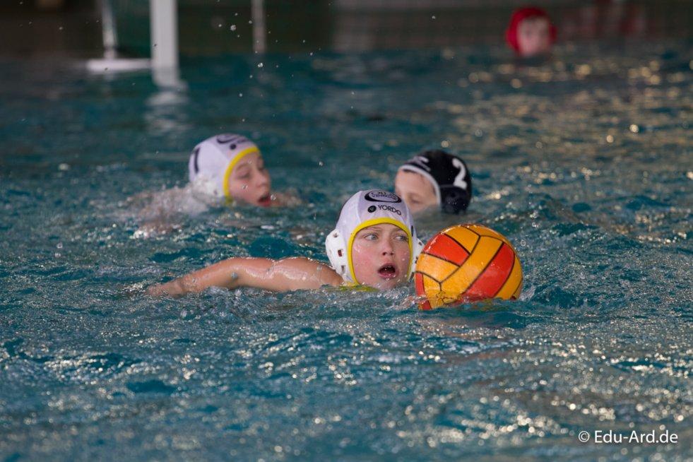 Wasserball Jugend Startet In Das Wettkampfjahr 2019