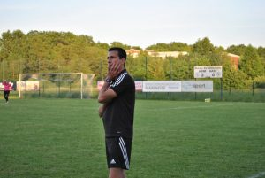 Polizei SV Damentrainer Cicalese zieht Saisonfazit