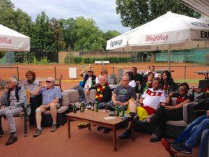 Mini-Fußball-WM-Arena Tennisheim