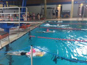 Talentsichtung Schwimmen