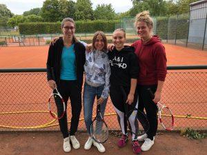 Aktuelles aus der Tennisabteilung