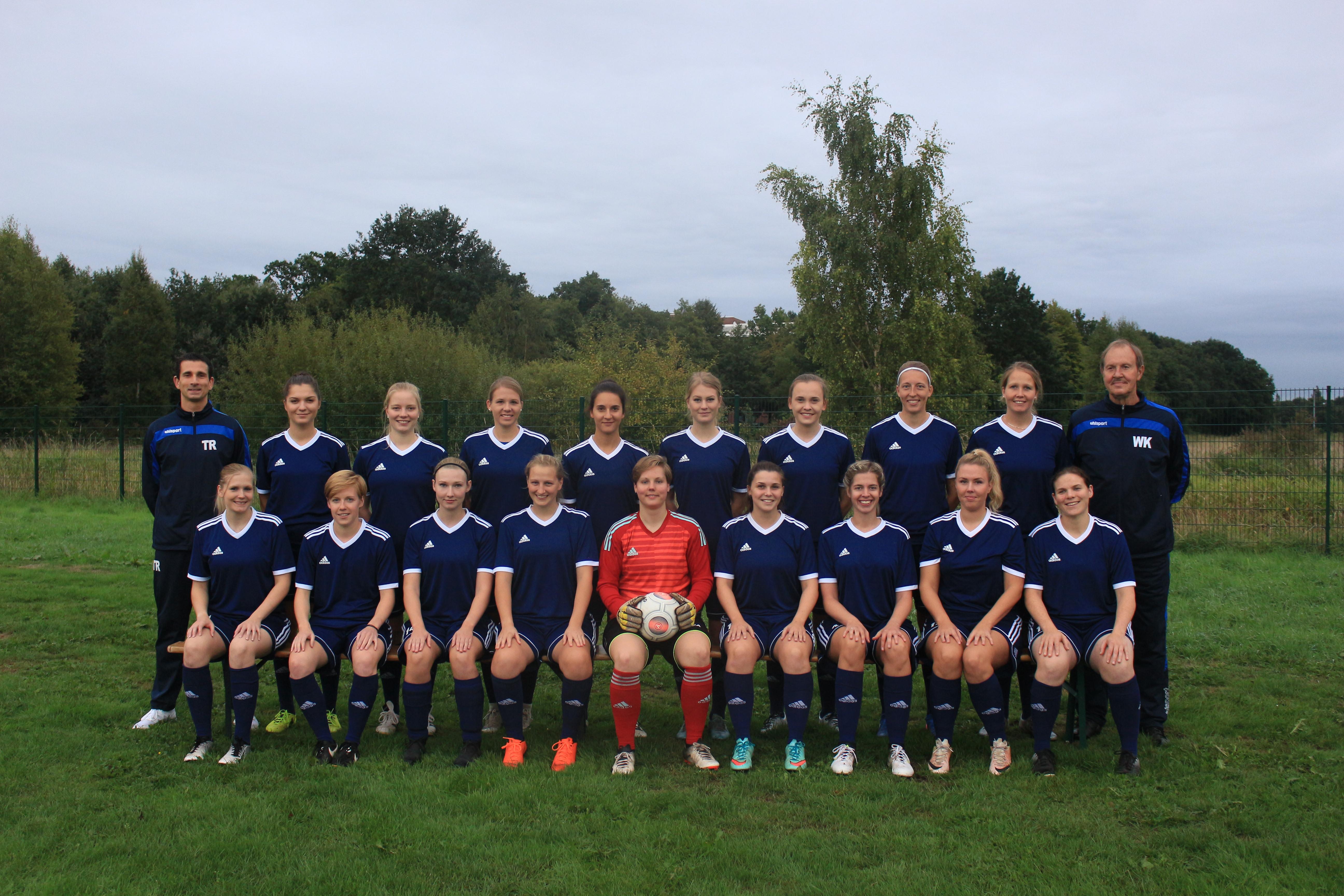 1. Damen Gewinnen Im Ersten Testspiel Mit 6:3 Beim FC Huntlosen