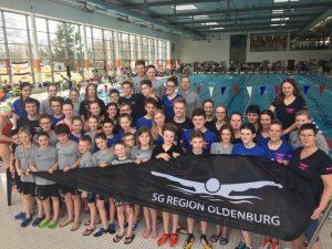 Schwimmer in Hannover aktiv