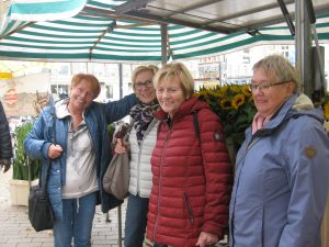 Blumenmarkt, Fischmarkt , Trödelmarkt
