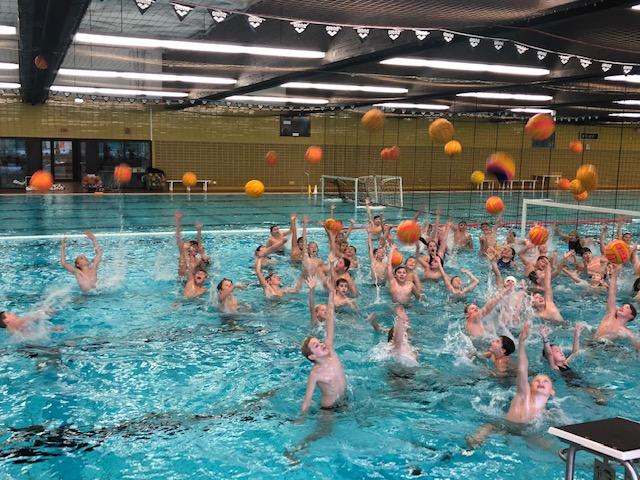 Wasserballcamp U12 Und U10