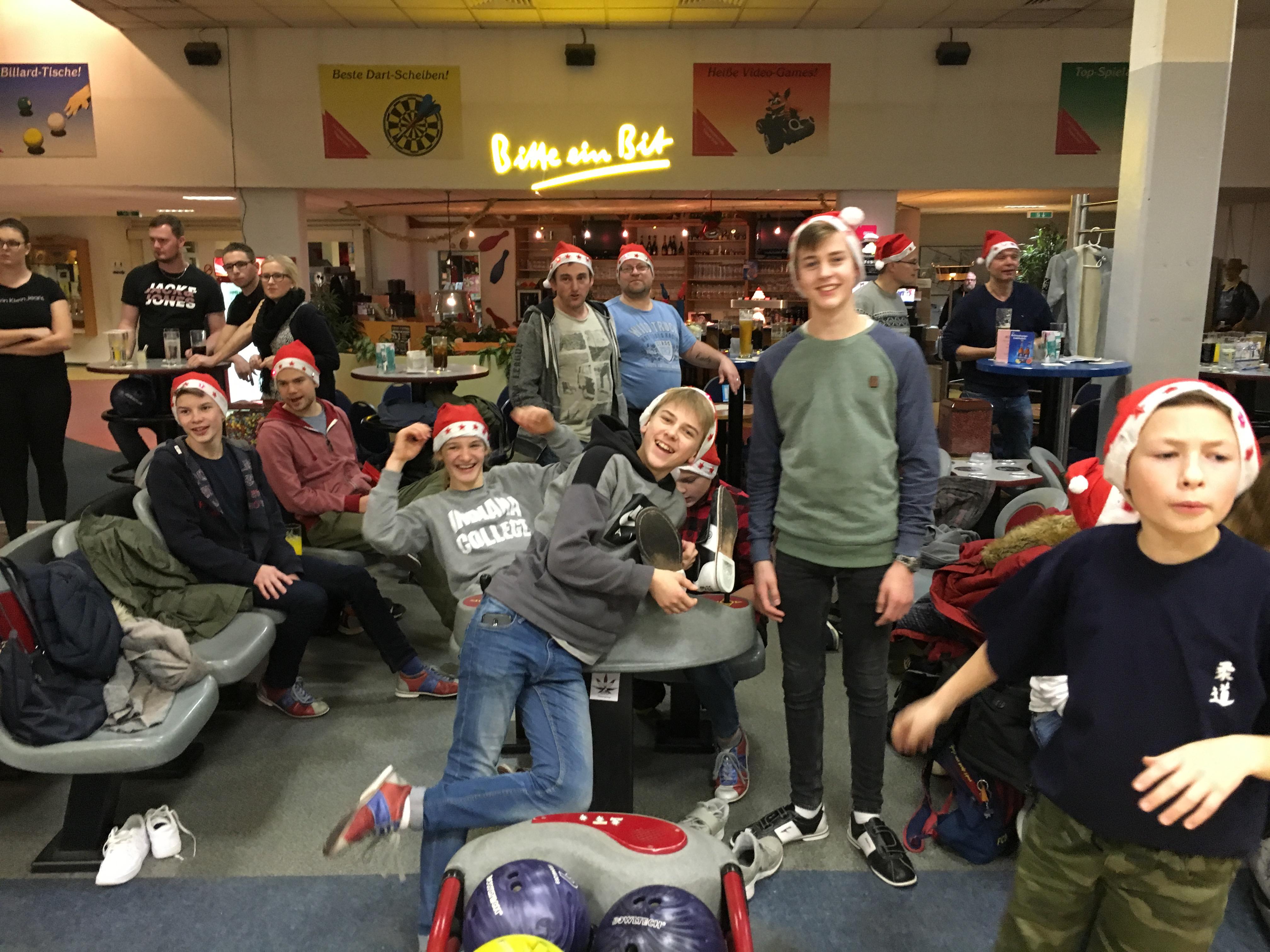 Oldenburg Weihnachtsfeier.Weihnachtsfeier Der A Jugend Der Judoabteilung Des Psv Oldenburg