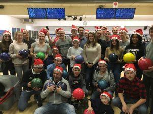 Weihnachtsfeier der A-Jugend der Judoabteilung des PSV Oldenburg