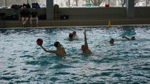 U14 Wasserballer sammeln erste Erfahrungen beim Norddeutschen Pokal