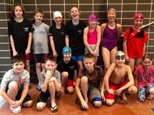 Nachwuchs schwimmt in Wardenburg