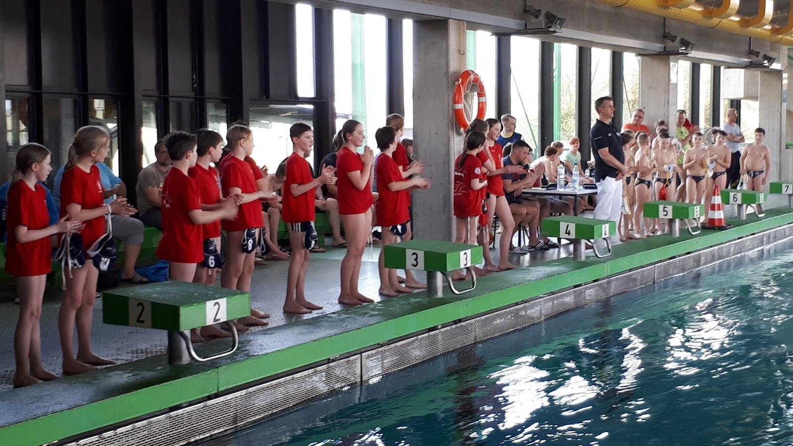 PSV Wasserballnachwuchs Lässt Federn