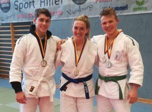 Landeseinzelmeisterschaften im Ju-Jutsu 2019