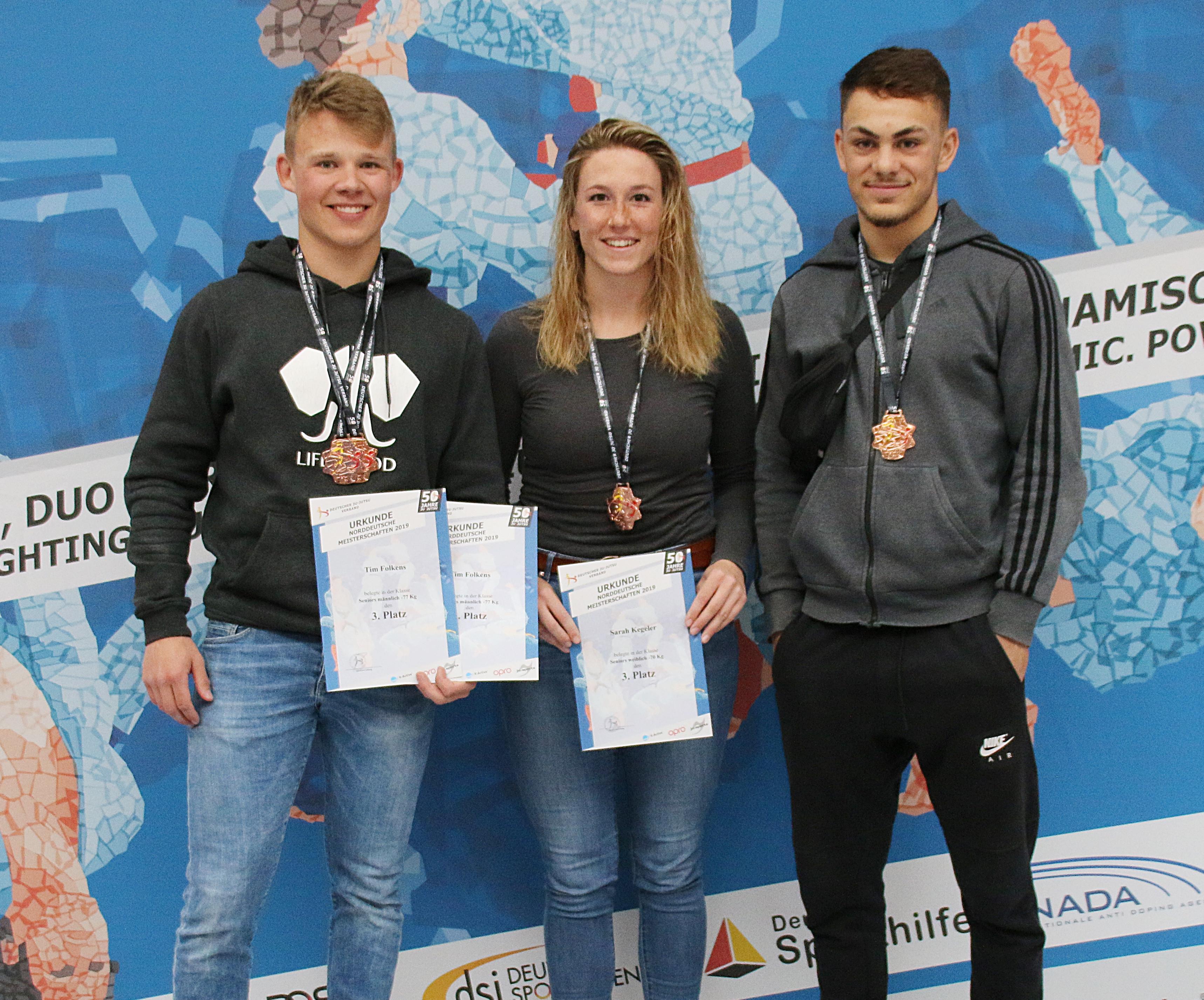 Qualifiziert Für Deutsche Meisterschaft