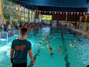 2. Oldenburger Wasserball Grundschulcup