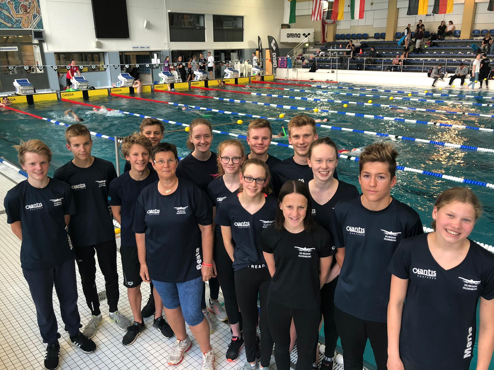 PSV-Schwimmer Bei Norddeutschen Meisterschaften