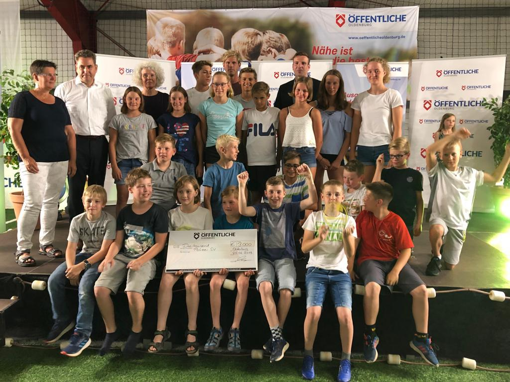 PSV Gewinnt Nachwuchsförderpreis