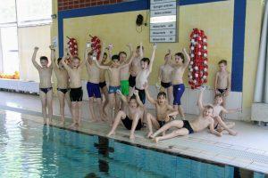 U10 Wasserballer bei den Landesmeisterschaften erfolgreich