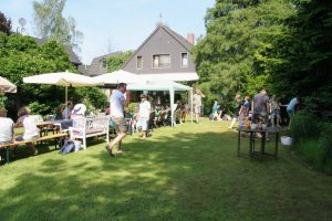 Sommerfest der Jugendabteilung